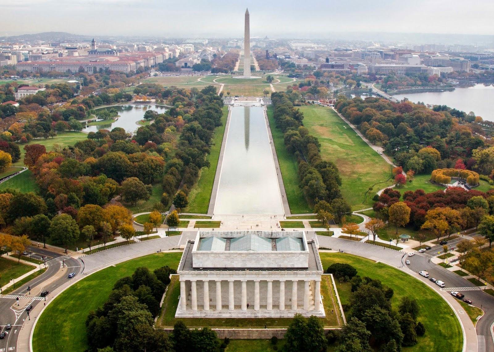 Lokasi Wisata Bersejarah di Washington DC